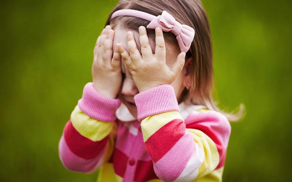 درمان خجالتی بودن کودک
