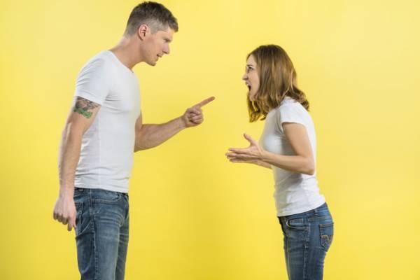 نحوه برخورد با همسر لجباز