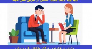 مشاوره تلفنی درمان اضطراب
